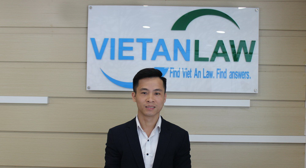 Le Dinh Cuong Legal Consultant Viet An Law Firm