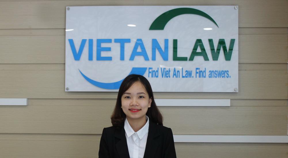 VU THI HA TRANG LEGAL CONSULTANT VIET AN LAW