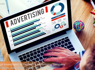 Foreign investment in vietnam's advertising company