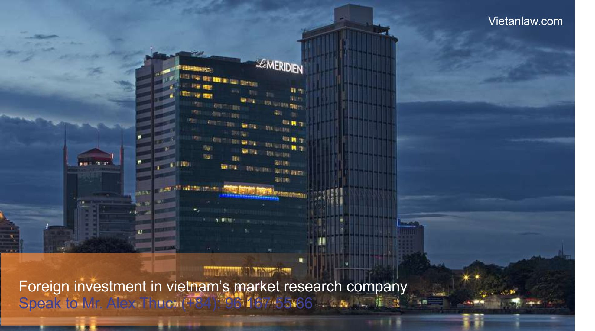 Foreign investment in vietnam's market research company