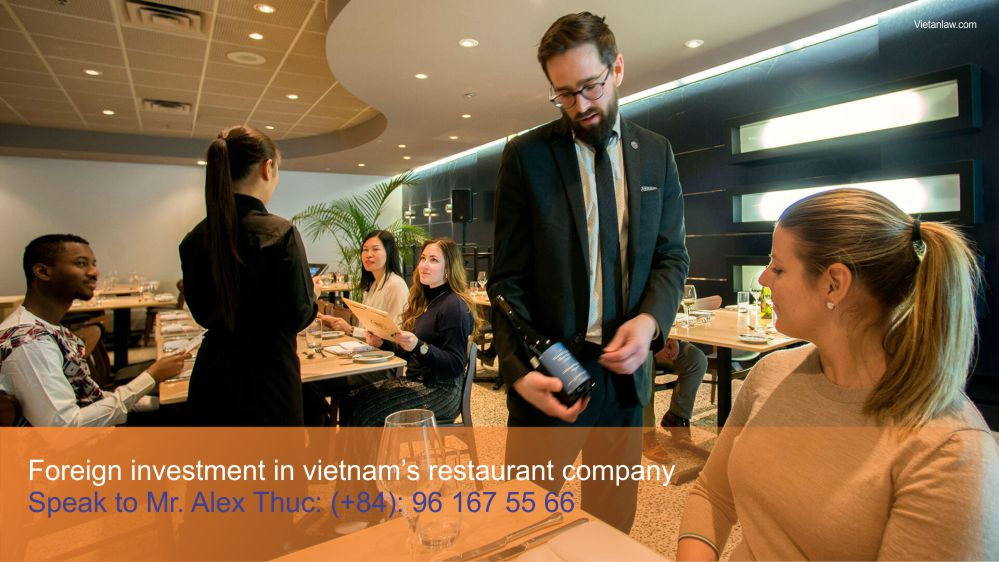 Foreign investment in vietnam's restaurant company