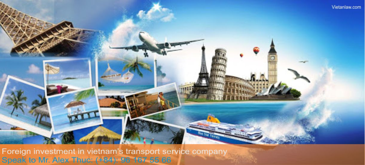 Foreign investment in vietnam's tourism company