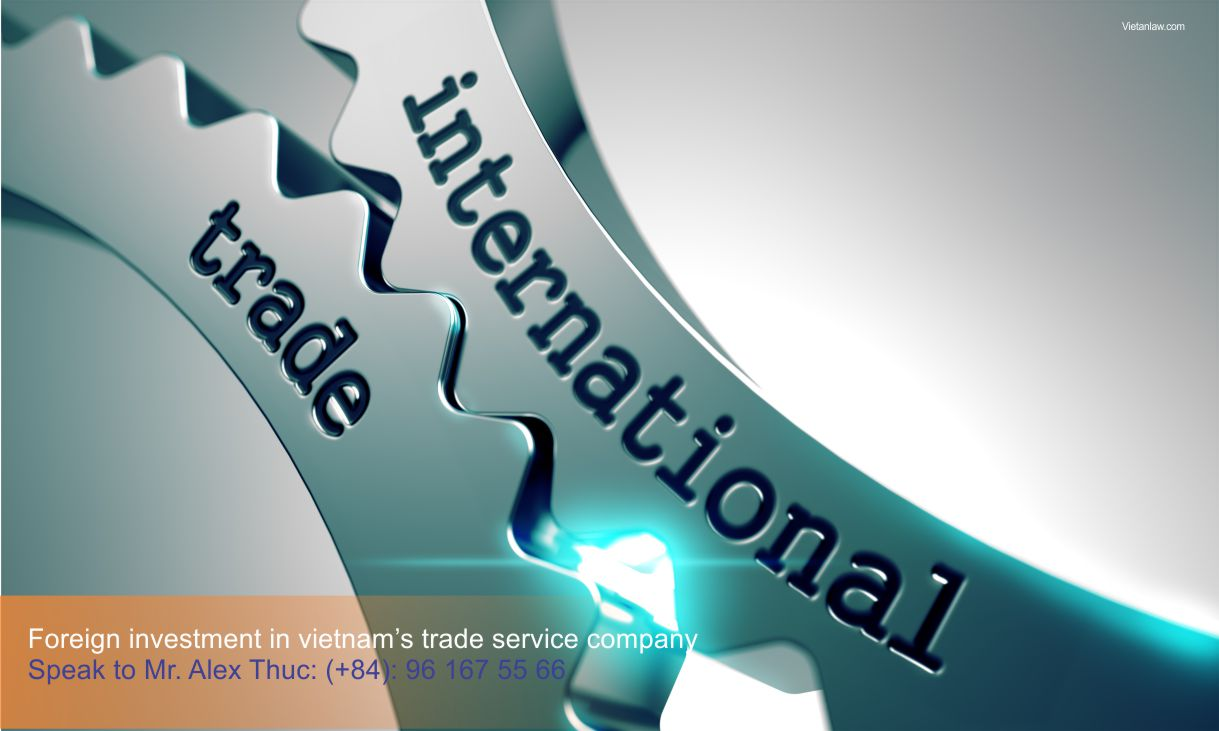 Foreign investment in vietnam's trade service company