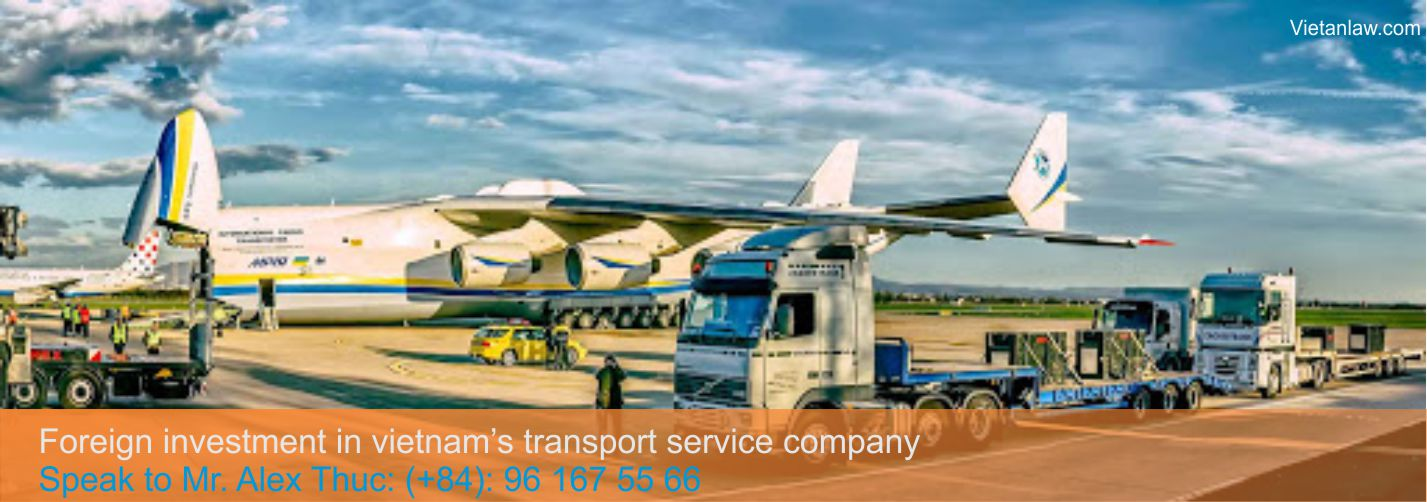 Foreign investment in vietnam's transport service company