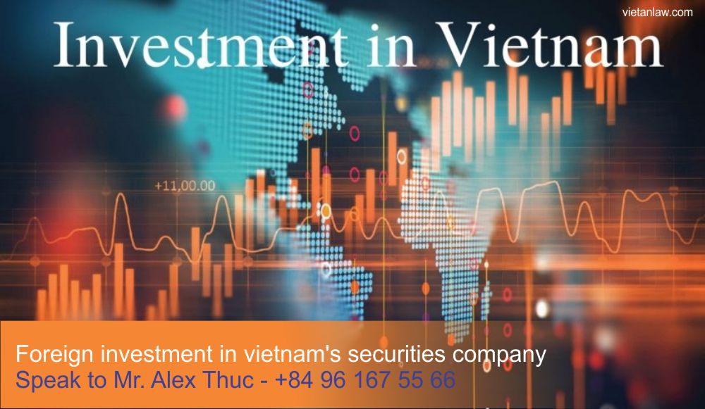 Foreign investment in vietnam's securities company