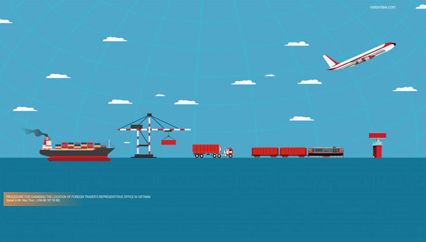 Foreign investor establish logistics company in Vietnam