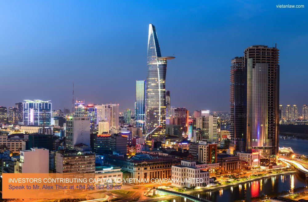 Investors contributing capital to vietnam company limited