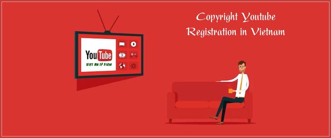 Copyright Youtube Registration in VN