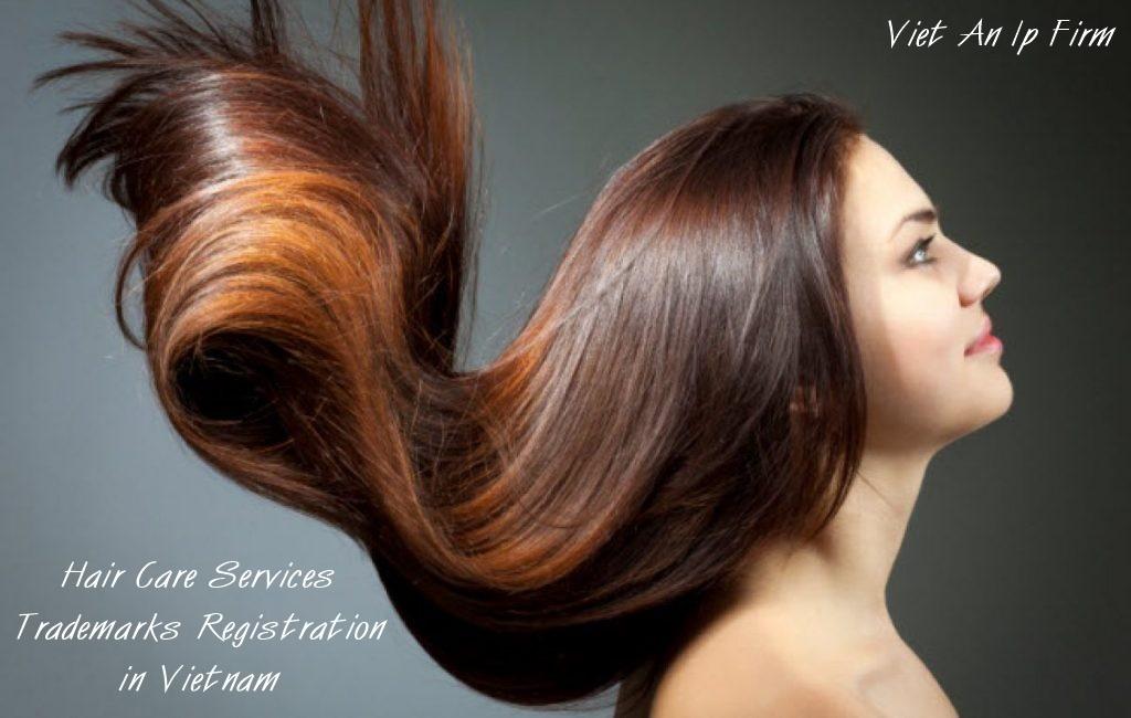 Hair Care Services Trademarks Registration in Vietnam