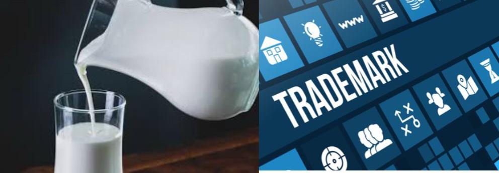 Trademark registration Milk