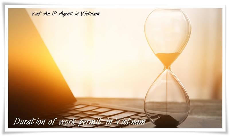 Duration of work permit in Vietnam