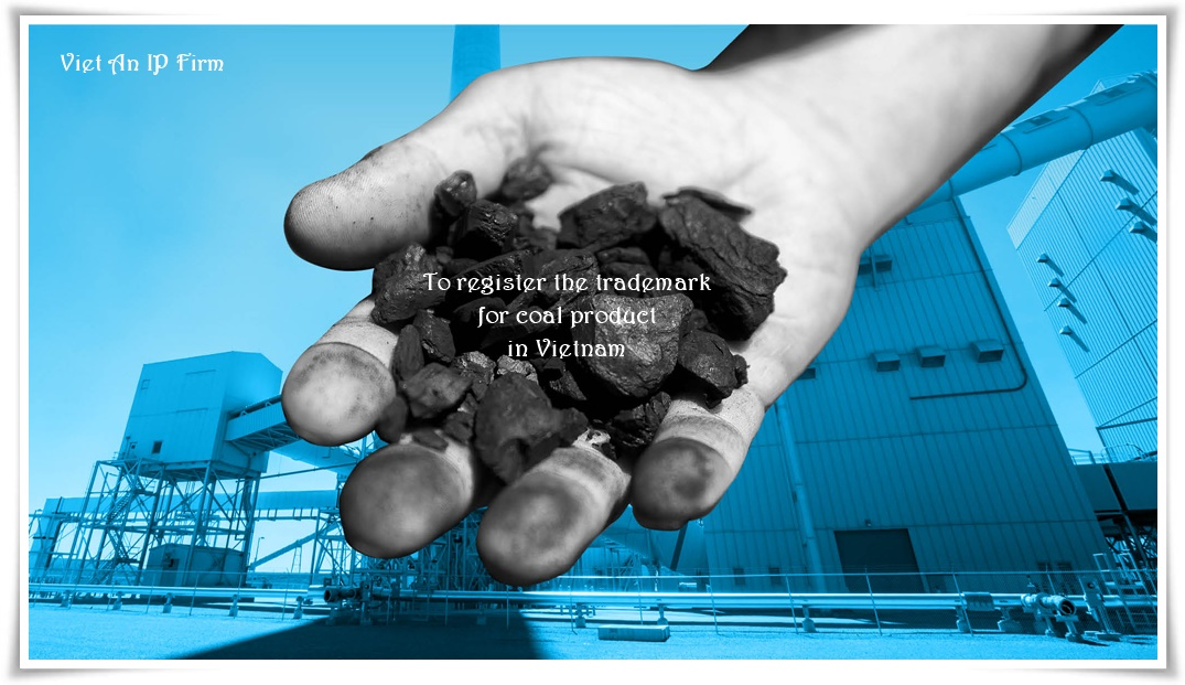 Register the trademark for coal product in vietnam