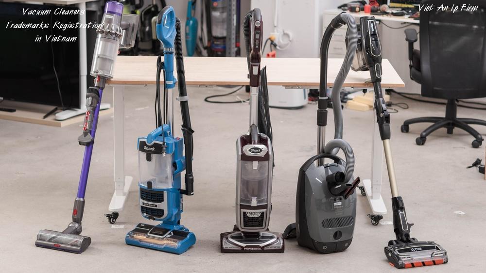 Vacuum Cleaners Trademarks Registration in Vietnam