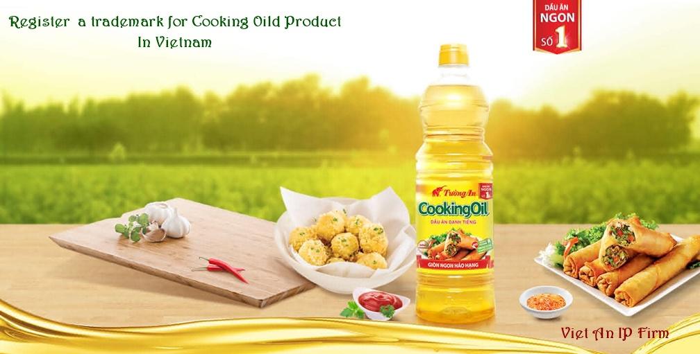 Cooking-oil-trademark-registration