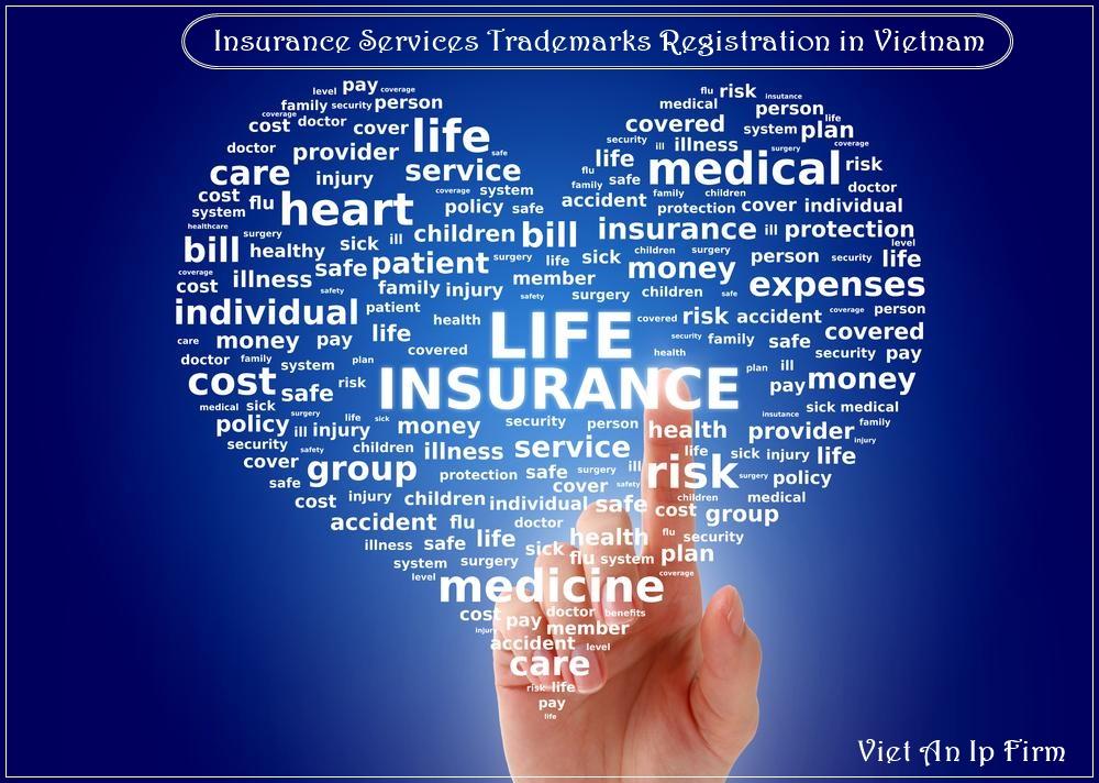 Insurance Services Trademarks Registration in Vietnam