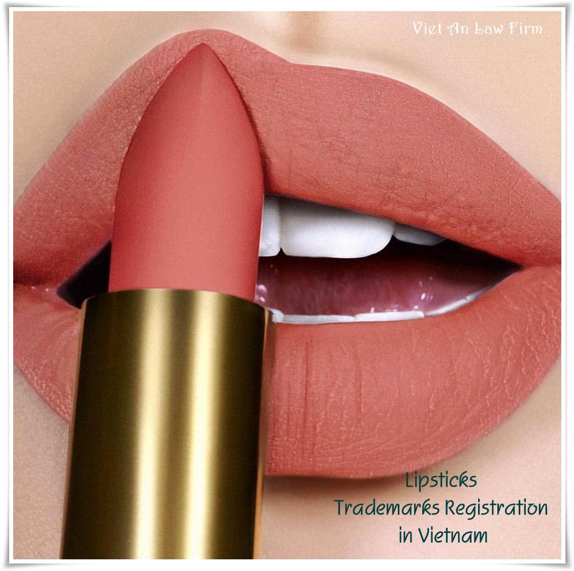 Lipsticks Trademarks Registration in Vietnam