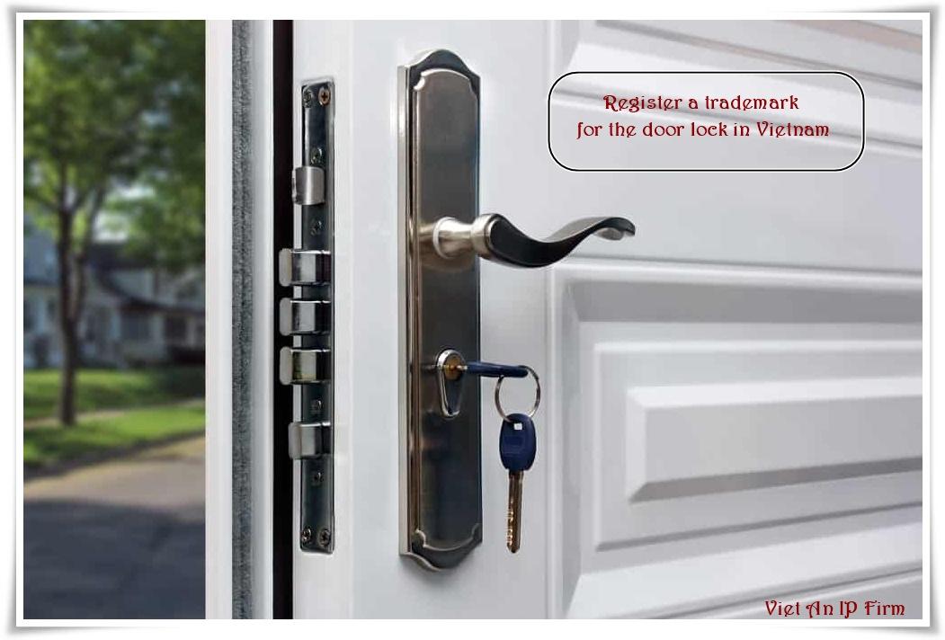 Register a trademark for the door lock in Vietnam