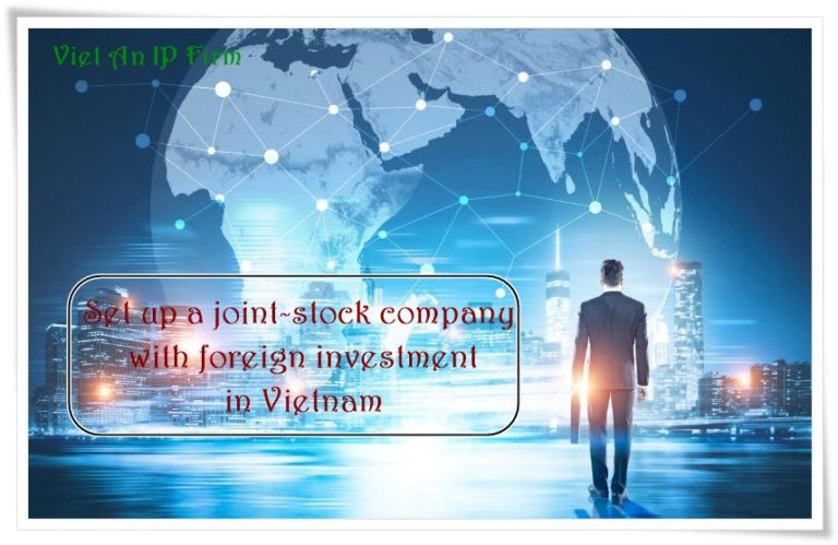 Set up a joint-stock company with foreign investment