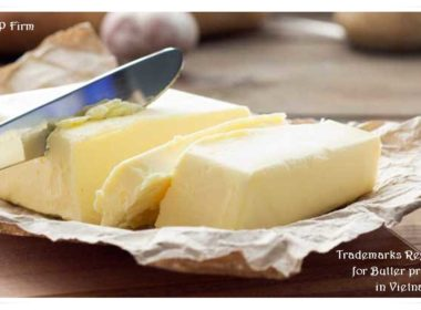 Trademarks Registration for Butter products in Vietnam