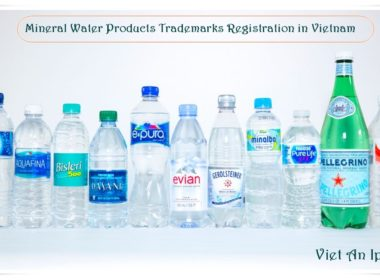 Trademark registration for mineral Water product in Vietnam