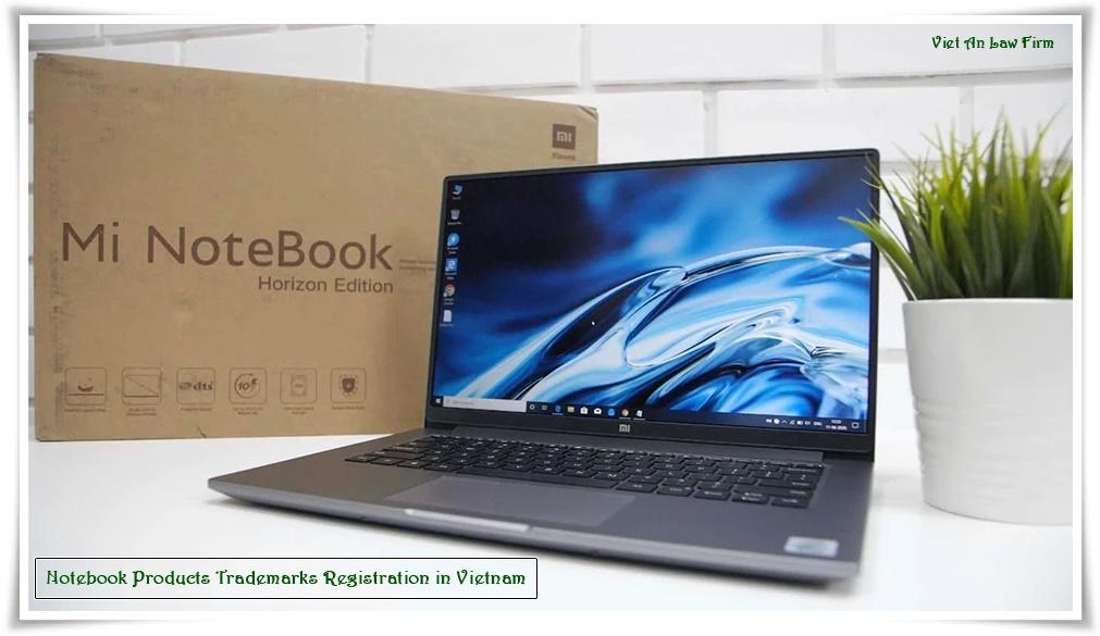 Notebook Products Trademarks Registration in Vietnam