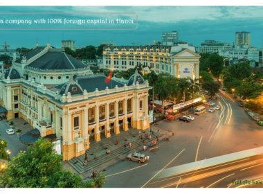 Set up a company with 100% foreign capital in Ho Chi Minh city