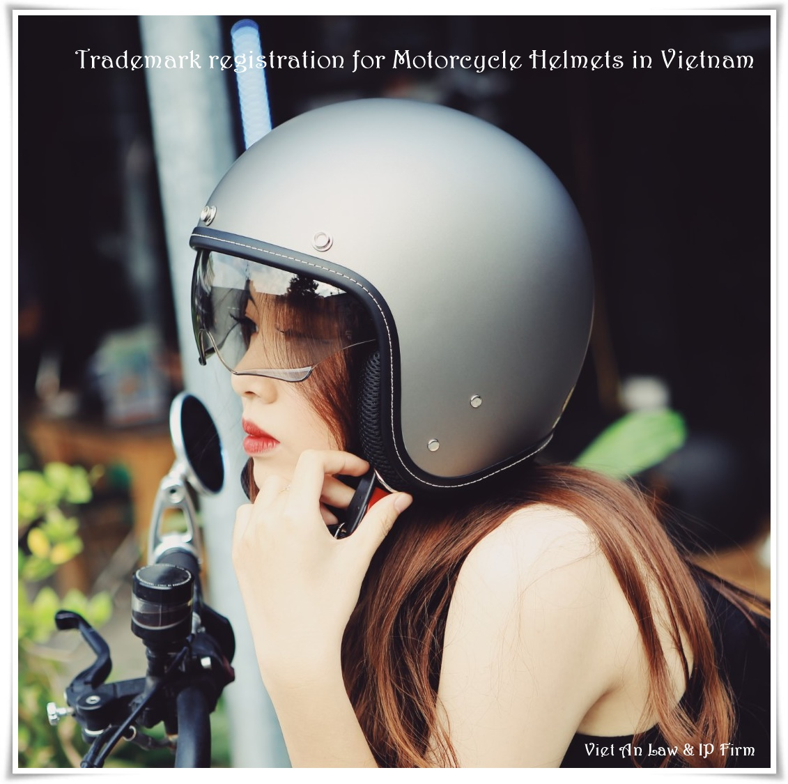 Trademark registration for Motorcycle Helmets in Vietnam