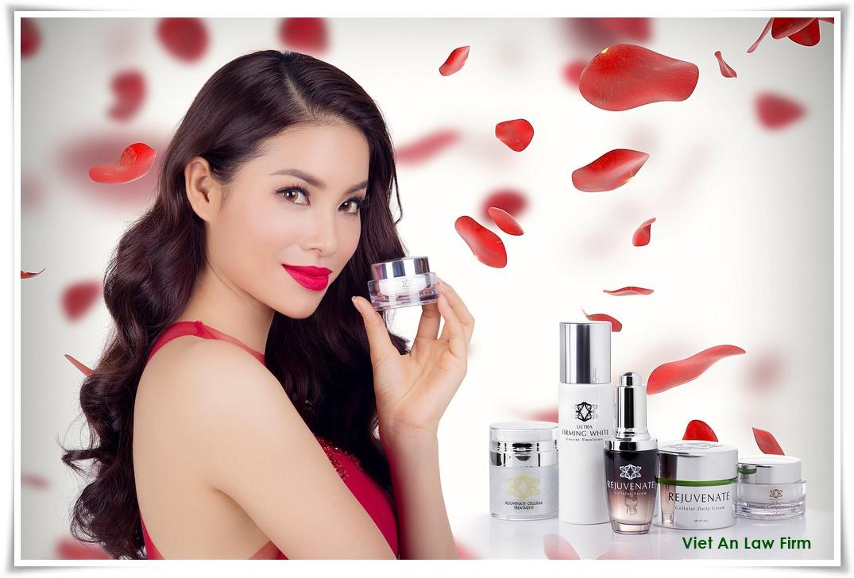 Cosmetic publication in Vietnam