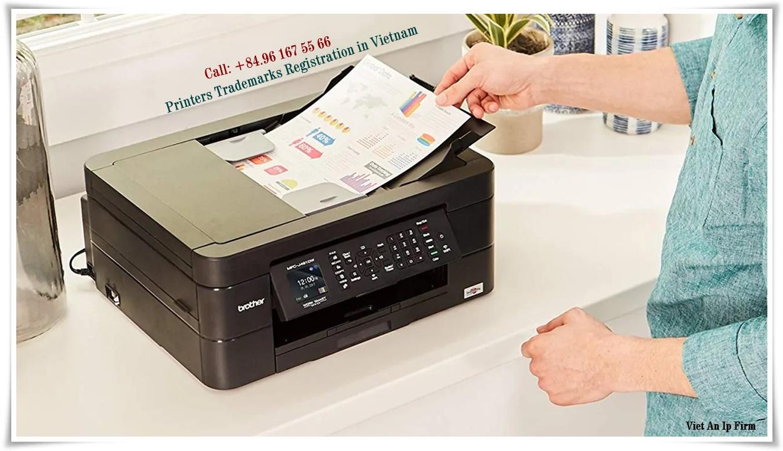 Printers Trademarks Registration in Vietnam
